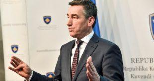 Kadri Veseli thotë se taksa 100% e vendosur për Serbinë dhe Bosnjën e Hercegovinën nuk lëviz pa lëvizur Serbia