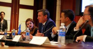 """Kryekuvendari Veseli, po merr pjesë në Konferencën: """"Roli i parlamenteve në fuqizimin e integritetit publik"""""""