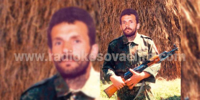 Kapllan Ali Ahmetaj (15.8.1953 - 7.8.1998)