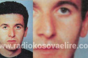 Kasim Rexhep Shala (10.2.1981 - 27.1.1999)