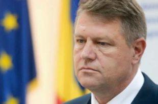 Kryetari rumun K. Johannis nuk pranoi kandidaturën e Sevil Shhaideh nga PSD-ja për postin e kryeministres