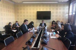 Në Komisionin Parlamentar për Integrime Evropiane miratohet Projektligji për Ratifikimin e Marrëveshjes financiare për IPA 2020