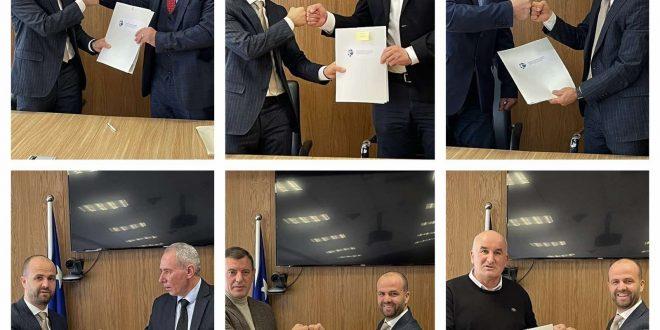 """Mt: Bashkëpunim mes Agjencisë Kadastrale të Kosovës dhe Autoritetit Norvegjez për Hartografi dhe Kadastër """"Kartverket"""""""