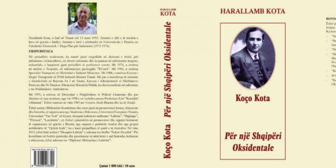 """Beqar Skënderi: Duke iu referuar librit: """"Koço Kota për një Shqipëri oksidentale"""""""