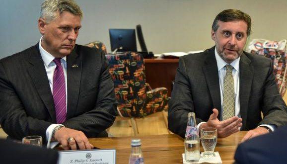 Kosnett shprehet i nderuar që do ta takojë të Përfaqësuesin Special për Ballkanin Perëndimorë, Matthew Palmer