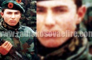 Kujtim Sinan Krasniqi (5.12.1976 - 2.6.1999)