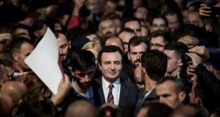 Deputeti i Lëvizjes Vetëvendosje. Artan Abrashi paralajmëron edhe shkarkime të tjera të zyrtarëve shtetëror nga Qeveria Kurti