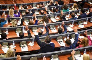Kuvendi i Kosovës në mungesë korumi dështon t'i ratifikojë pesë marrëveshje ndërkombëtare