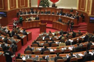 """Kuvendi i Shqipërisë me """"mocion debati"""" kundër vendimit të Ilir Metës për anulimin e zgjedhjeve të 30 qershorit"""