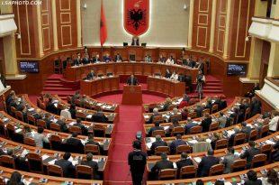 Me 83 vota pro, 10 kundër, 10 abstenime, Kuvendi i Shqipërisë miratoi kërkesën për ngritjen e Komisionit lidhur me raportin e Dik Martit