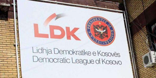 Muhaxhiri: Në ditë në vijimë do të shihet nëse do të përjashtohen nga LDK ata që kanë qëndrime të kundërta më të