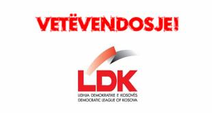 LV dhe LDK-së po vazhdojnë të hedhin akuza në drejtim të njëra-tjetrës, deri sa i refuzojnë oferatat në mes tyre