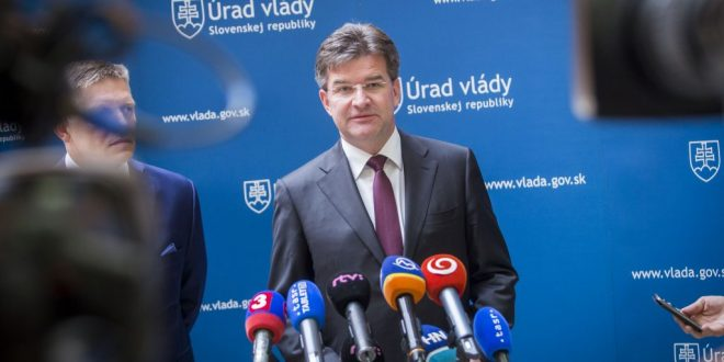 Ministri i Jashtëm sllovak, Miroslav Lajcak, propozohet për emisar të BE-së në dialogun Kosovë – Serbi