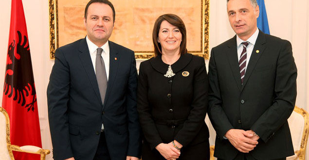 Në Prishtinë po qëndron një delegacion i Prokurorisë së Përgjithshëm të Shqipërisë