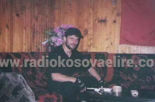 Lefter Lutfi Koxhaj (22.9.1969 - 7.8.2001)