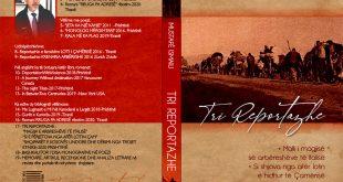 Albert Z. ZHOLI: Risitë e një libri për brengat shqiptare të Arbëreshëve, Çamërisë dhe Luginës së Preshevës të Mustafa Ismailit