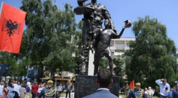 Luan Haradinaj: Shkëzen sot kur po të nderon e gjithë Shqiptaria dhe shtatorja jote po na bënë hije, sot ndjehem më i madh se kurrë