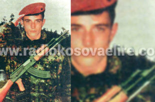 Lulëzim Shaip Guta (28.3.1980 - 28.9.1998)