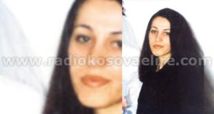 Lumnije Sherif Raka (11.6.1976 - 9.4.1999)