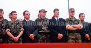 """Hashim Thaçi thotë se nuk mund të humb kohë me deklaratat e """"ish-ushtarëve"""""""