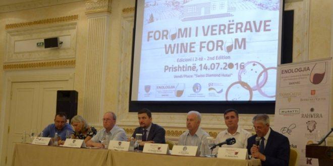 Investimet e MBPZHR-së po shtojnë prodhimin e lëndës së parë dhe cilësinë e verërave