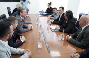 Kryetari i Preshevës, Shqiprim Arifi kërkon përfshirjen e Kosovës Lindore në bisedimet Kosovë - Serbi