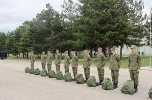 """Mbahet ushtrimi Fushor """"Kampi Veror 2016"""", në poligonin ushtarak në Krivollak të Maqedonisë"""