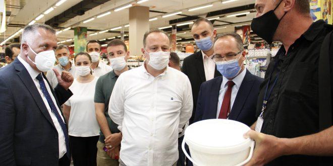 MTI konstaton se sasia e përshkuar në paketim e një lloji të djathit nga Maqedonia e Veriut nuk përkon me sasinë reale të produktit