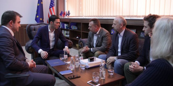 MTI dhe ADA kanë arritur marrëveshje bashkëpunimi për t'i ndihmuar Ndërmarrjet e Vogla dhe të Mesme