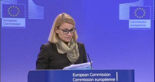 Zëdhënësja e KE, Maja Kocijançiq thotë se është e rëndësishme që dialogu Kosovë-Serbi të intensifikohet