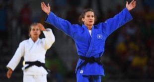 Majlinda Kelmendi RIO 2016