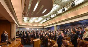 Konstituohet legjislatura e re e Kuvendit të Malit të Zi ndonëse pa prezencen e kryetarit të shtetit, Milo Gjykanoviç