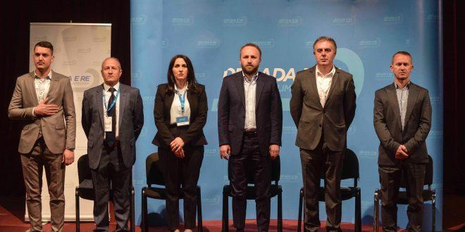 Isni Kilaj u zgjodh kryetar i PDK-së në Malishevë
