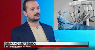 Ermand Mertenika: Njihuni me robotët Bio-mjekesorë të cilët u vinë në ndihmë sistemit spitalor në vëndet e zhvilluara.
