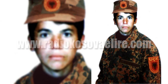 Manush Ahmet Berisha (15.2.1980 - 29.5.1999)