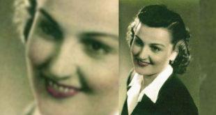 Marie Logoreci (23.9.1920 - 19.6.1988)