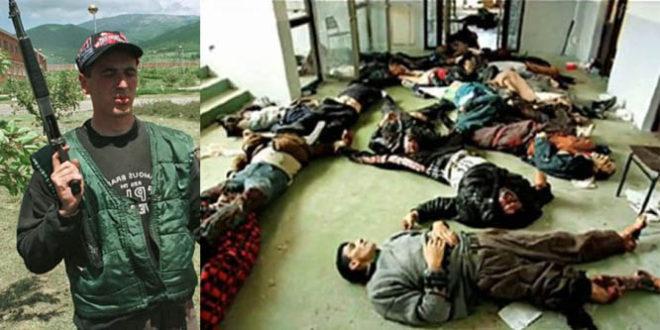 Prej 19 deri më 24 maj në Burgun e Dubravës serbët kanë vrarë e masakruar rreth 150 shqiptarë
