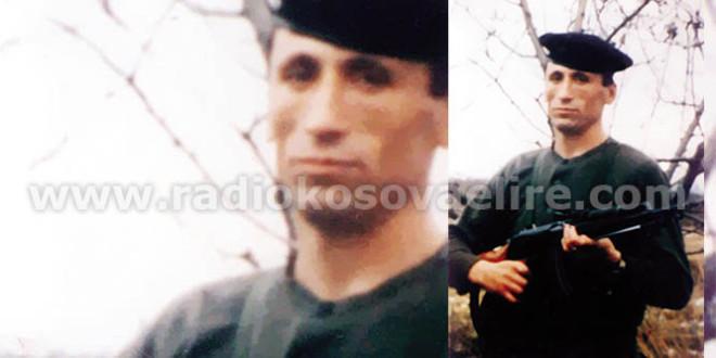 MaxhunBrahimBerisha (9.10.1962 - 28.3.1999)