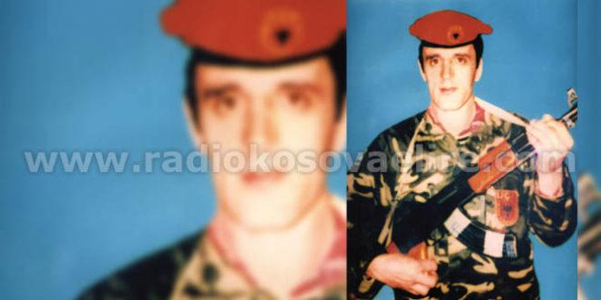 Mehmet Cenë Rexhaj (26.8.1964 - 21.5.1999)
