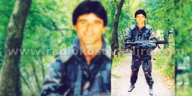 Mehmet Sylë Qallapeku (9.8.1963 – 12.4.1999)