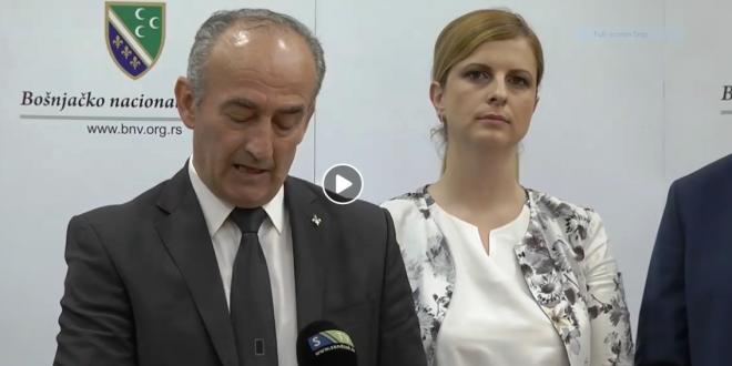 Këshilli Nacional Boshnjak kërkon nga Bashkimi Evropian, OSBE dhe Këshilli i Evropës status special