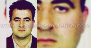 Menders Osman Dërvishaj (4.3.1973-8.5.1999)
