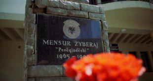 Kryetari i Kosovës, Hashim Thaçi, ka përkujtuar heroin, Mensur Zyberaj në përvjetorin e rënies së tij