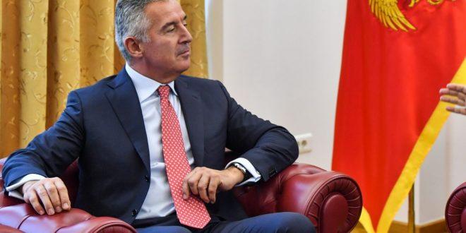 Gjukanoviq: Serbia dëshiron ta sigurojë njëfarë kompensimi për humbjen e Kosovës me projektin serbo-madh
