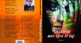 """Albert Z. Zholi: Poezia shpirtërore e Mimoza (Eliona) Osmanit në librin """"VËSHTRIM MES SYVE TË SAJ"""""""