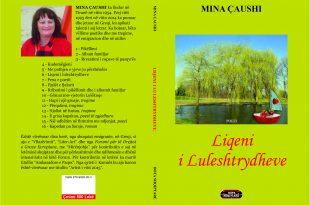 """Albert Z. Zholi: """"Liqeni i luleshtrydheve"""" libri poetik, romantik i Mina Çaushit"""
