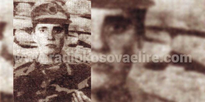 Mirsad Zenel Idrizaj (7.7.1976 - 28.7.1998)
