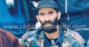 Mirush Kurtish Dakaj (1.1.1962 – 11.9.1998)