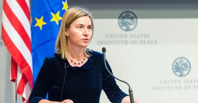 Frederica Mogherini: Bashkimi Evropian pret që Kosova dhe Serbia të shpejtojnë angazhimin e tyre ndaj dialogut