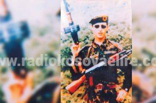 Muharrem Fadil Mehmeti (3.2.1981 - 15.5.1999)